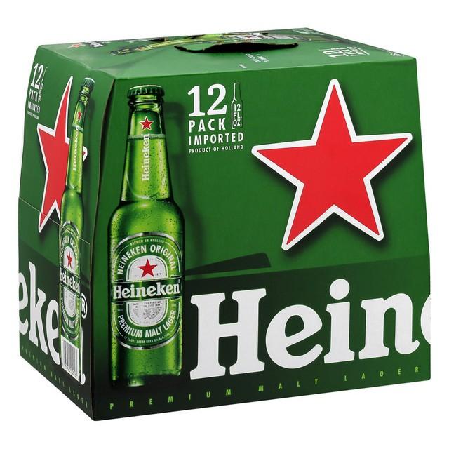 Bottle beer (5.0% abv) 12X12 OZ