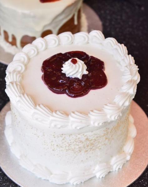 Torta primavera blanca 12-15