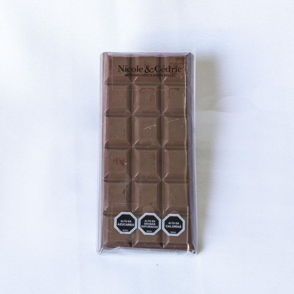 Tableta chocolate leche 1 un