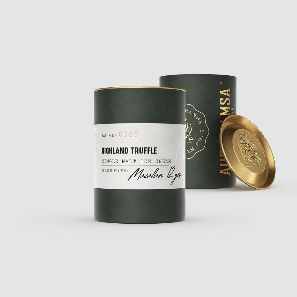 Highland truffle 3.7 oz Small 3.7 oz