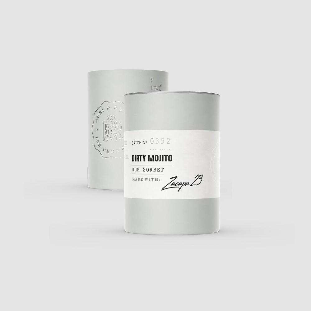 Dirty mojito 3.7 oz