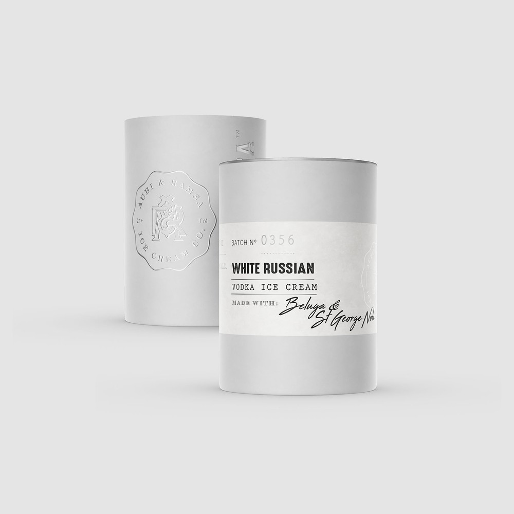 White russian 3.7 oz