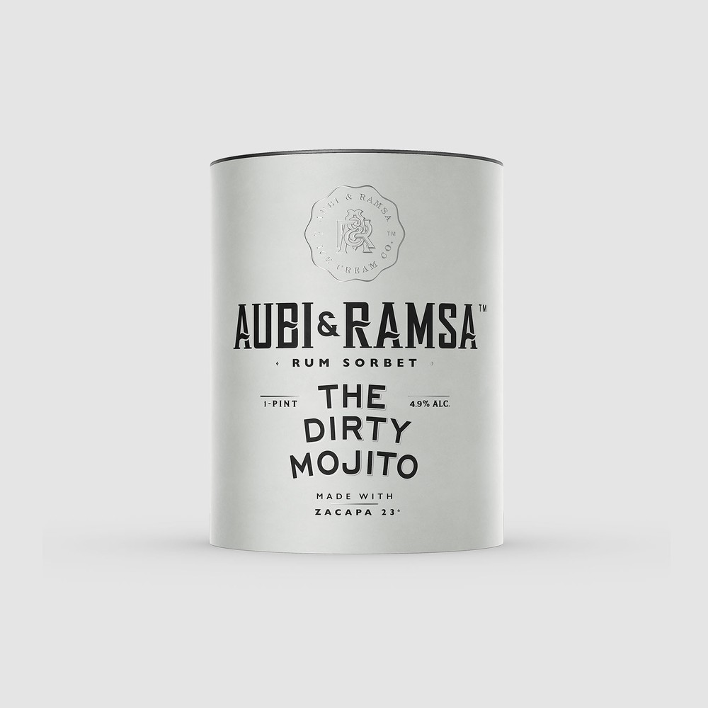 Dirty mojito 16 oz