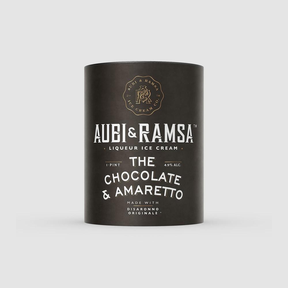 Amaretto & chocolate 16 oz