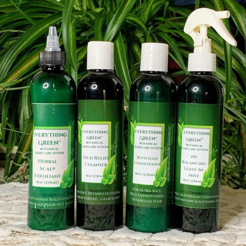 Itch relief cleanser 8 OZ