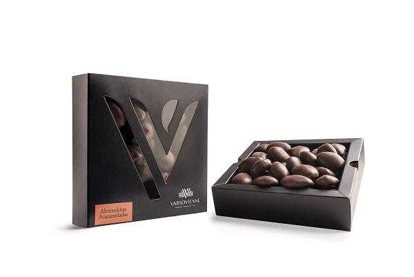 Almendritas bañadas en chocolate 120 g