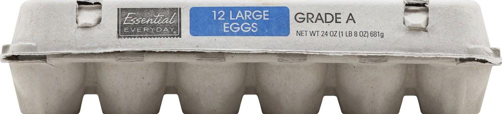 Fresh Large Eggs Grade A 12 eggs