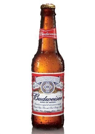 Budweiser botellín