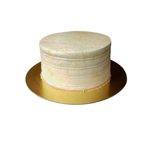 Torta pompadour plátano 12-15 12-15 porciones