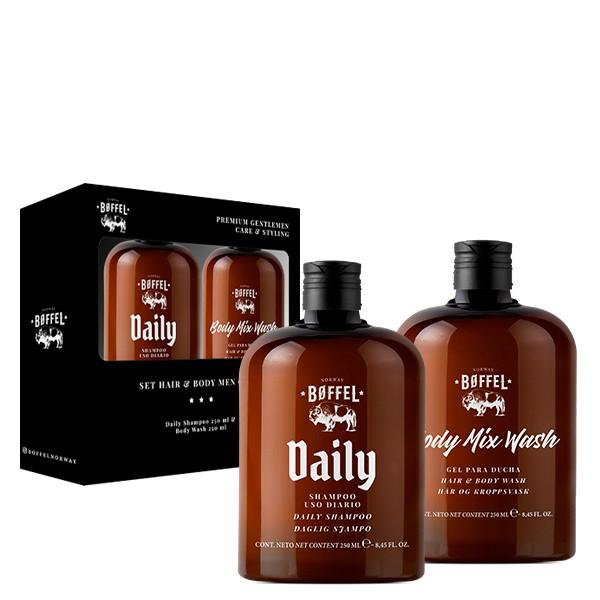 Pack boffel shampoo + body wash