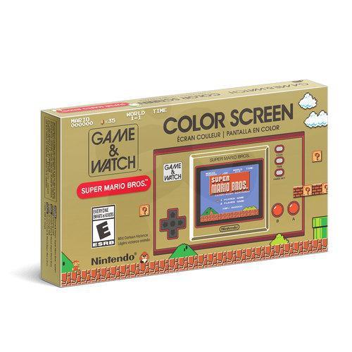 Game & Watch: Super Mario Bros. 1 un