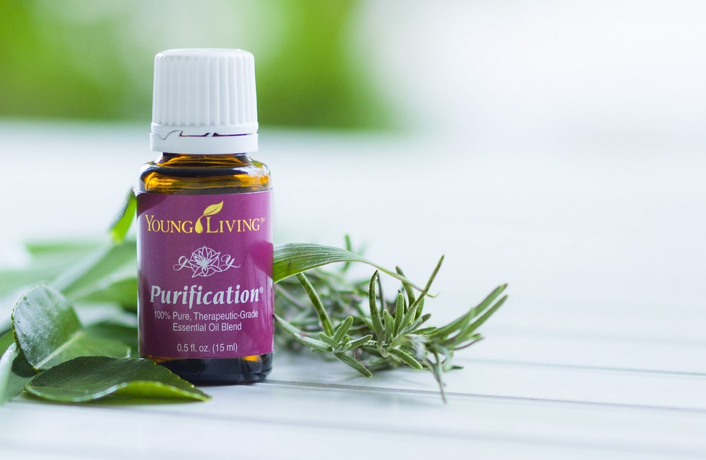 Purification essential oil Young Living 5 ml delivery   Cornershop by Uber