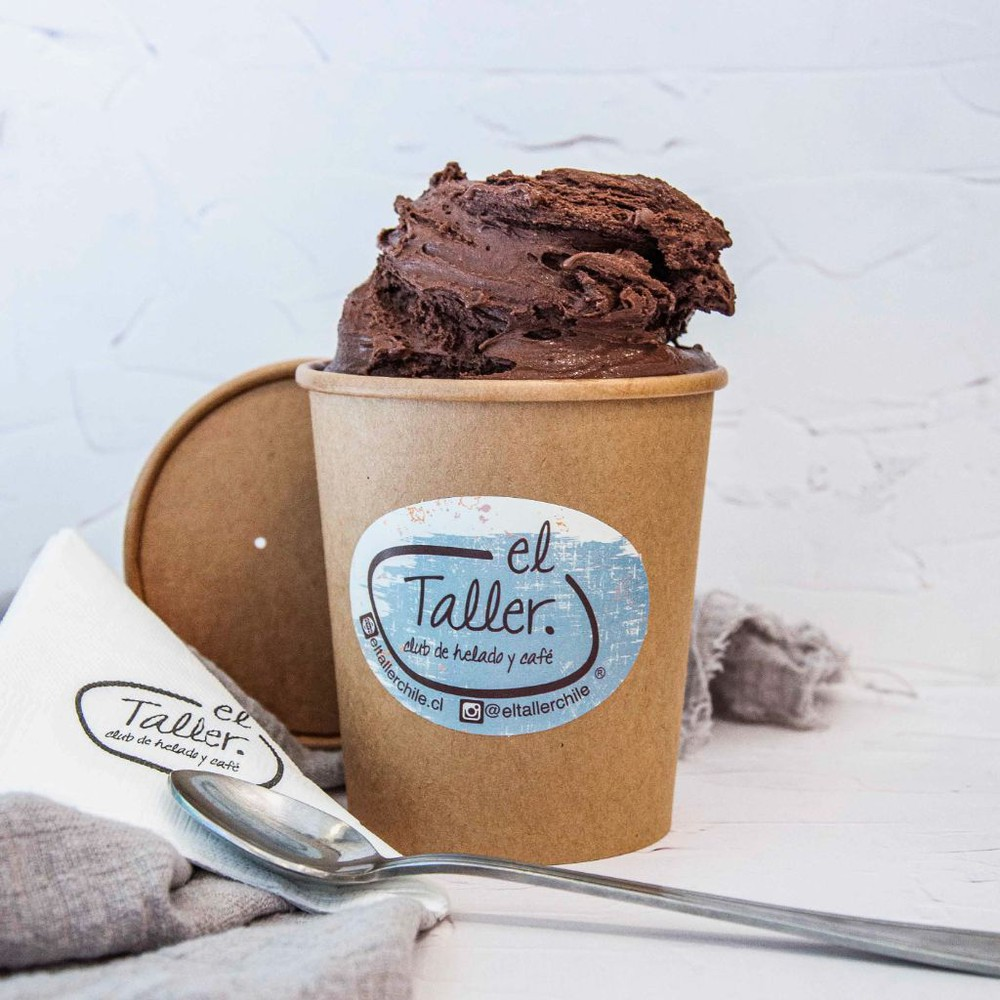 Helado chocolate especial 500 ml