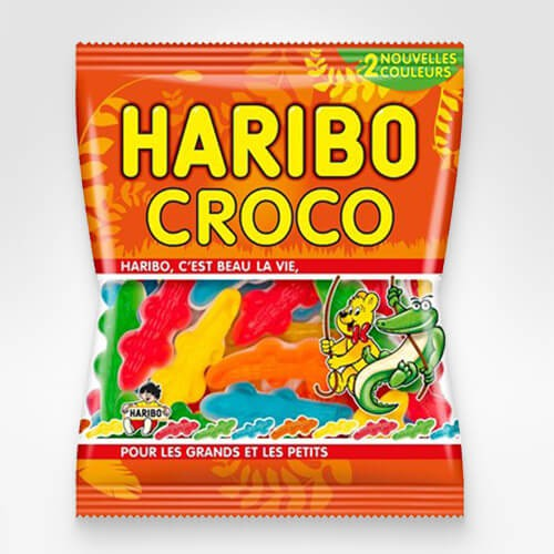 Croco gummy
