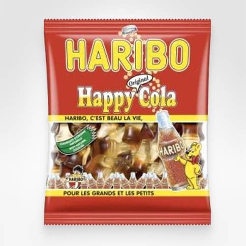 Happy cola gummy