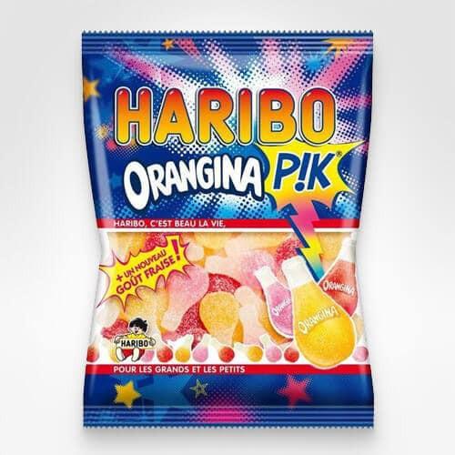 Orangina gummy