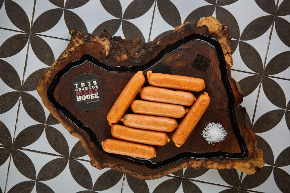 Chorizo de Cerdo x8 500 g