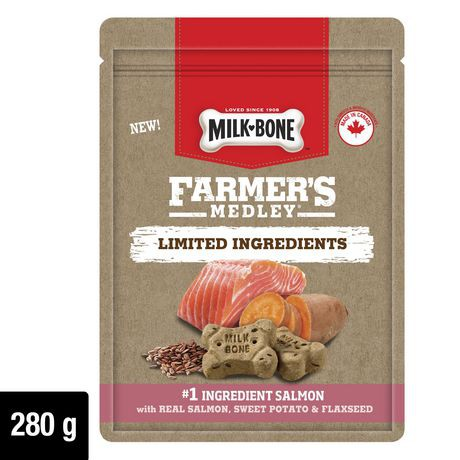 Farmer'S Medley Limited Ingredient Salmon Dog Treat