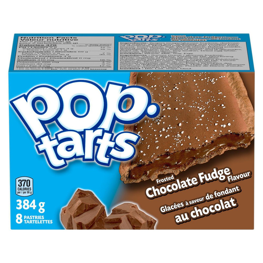Kellogg''S  Toaster Pastries, Frosted Chocolate Fudge   - 8 Pastries