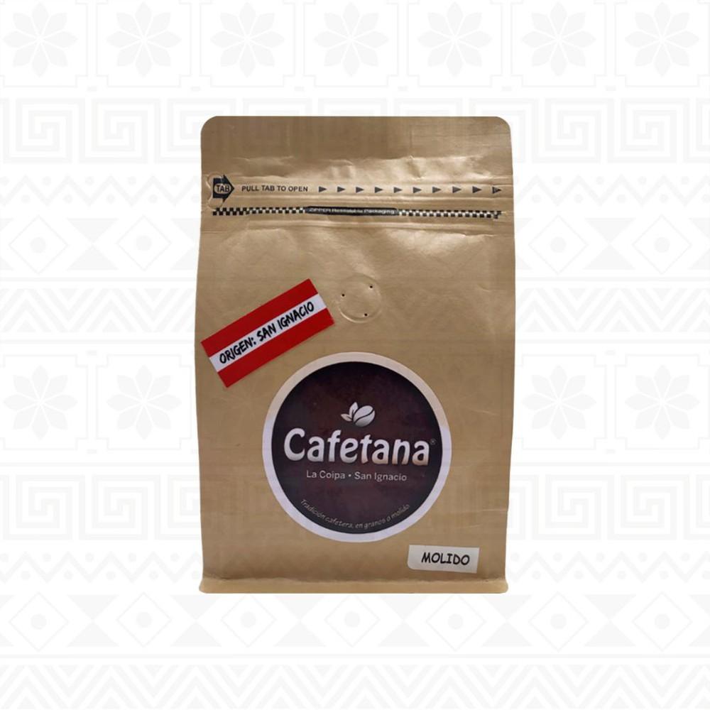Café tostado molido 250 g