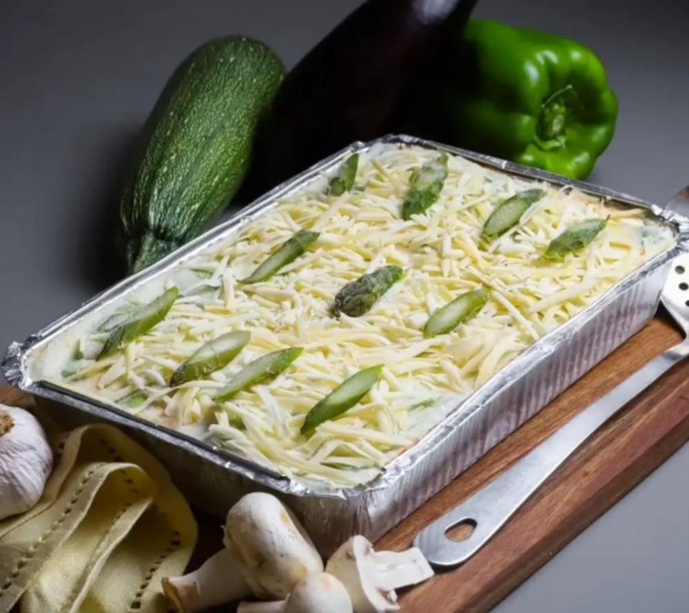Lasagna Vegetariana Familiar