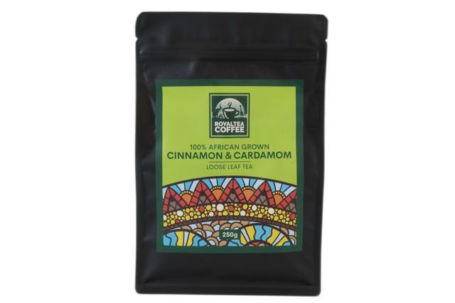Cinamon cardamom tea 250g