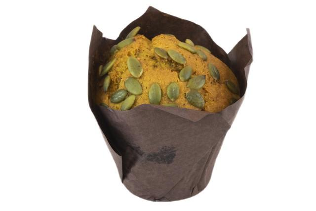 Pumkin spice muffin