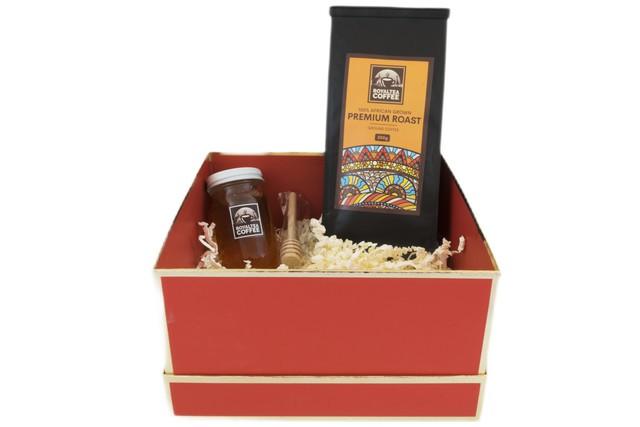 Royalcoffee box ( premium roast french press)