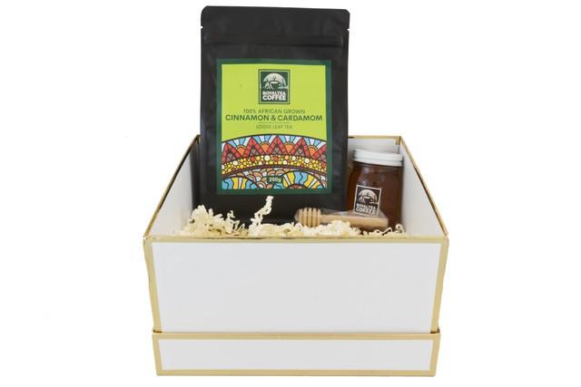 Royal tea box ( cinamon cardamom)