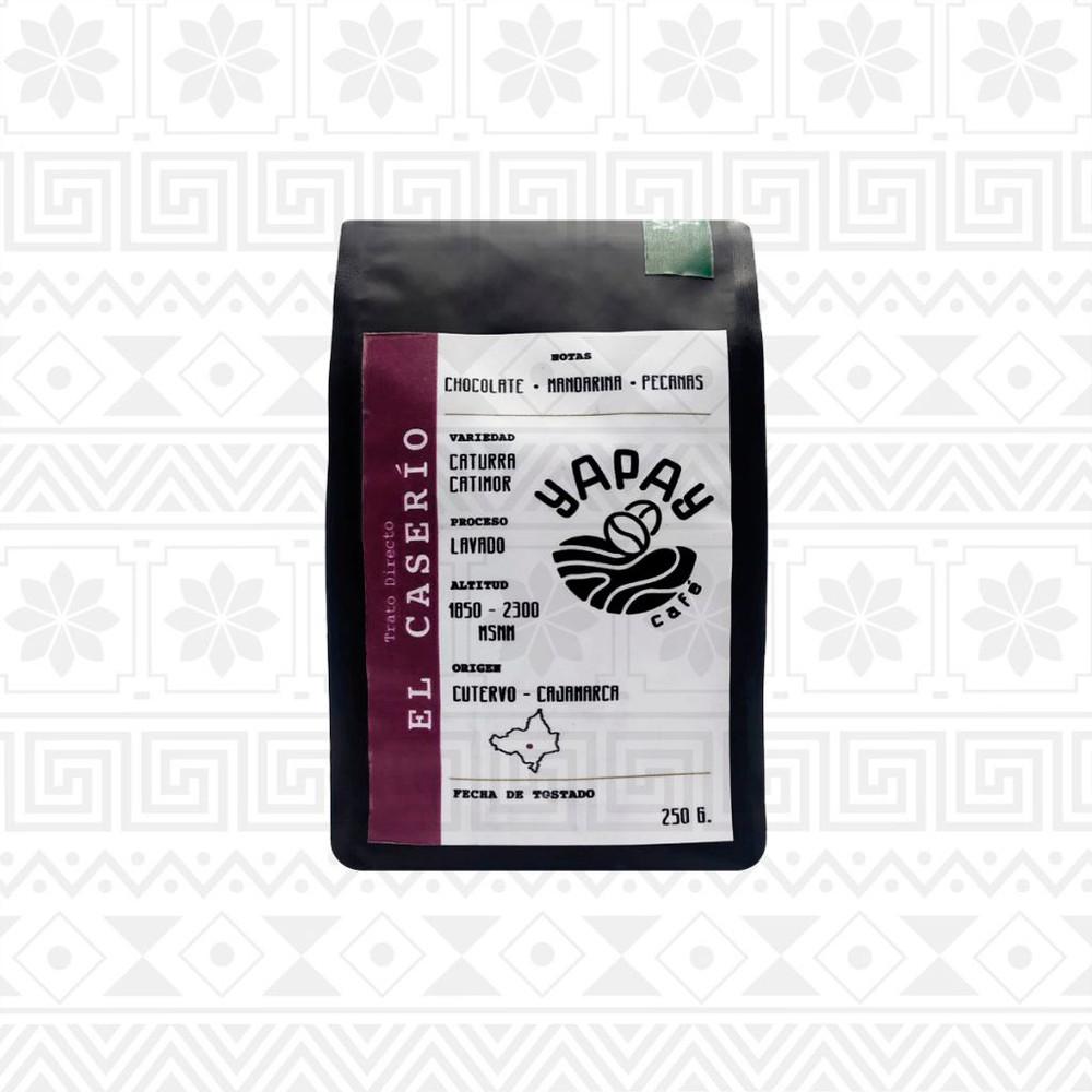 Café tostado y molido 250 g
