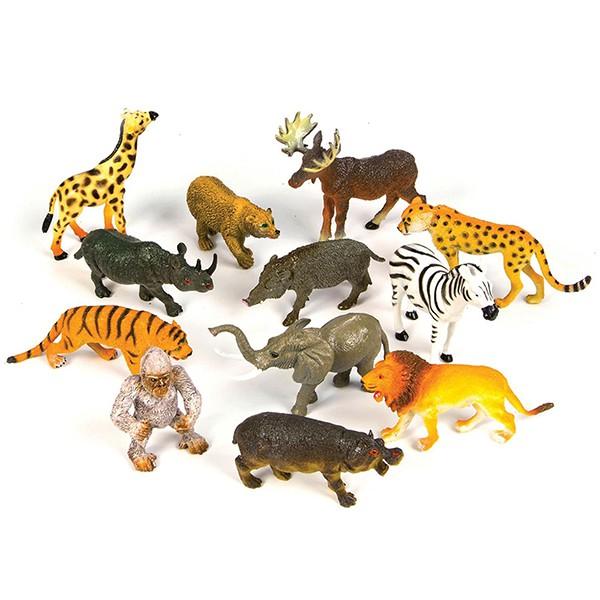 Sorpresa animales selva pequeños