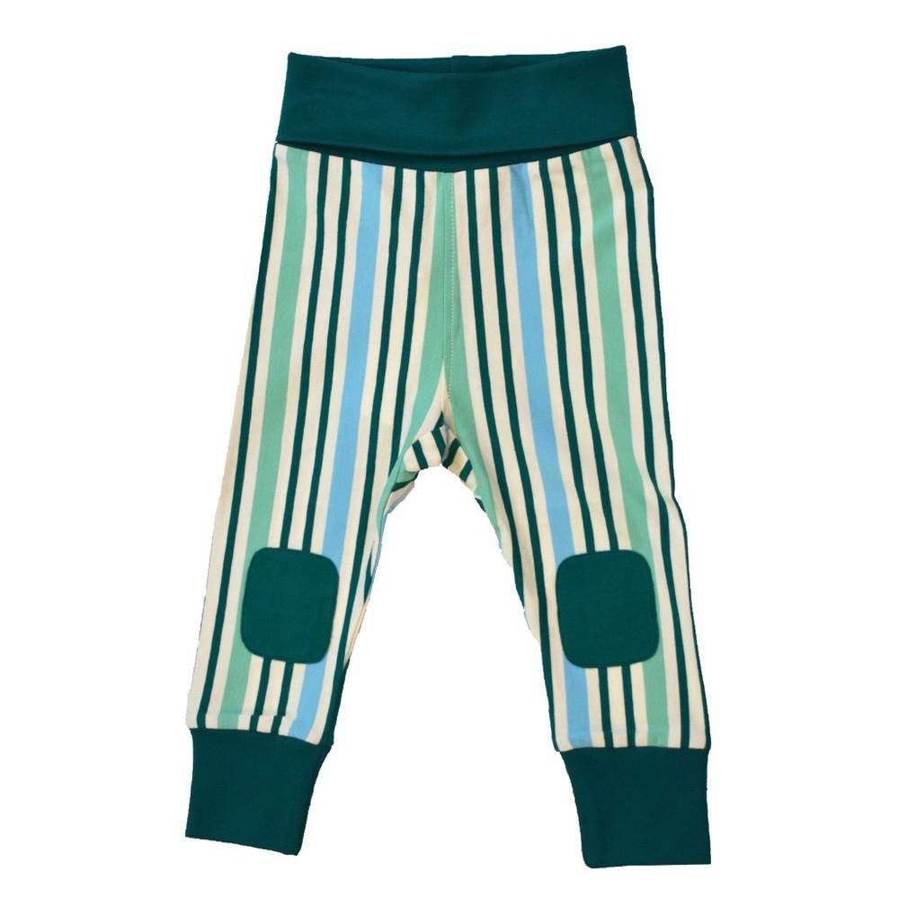 Bombacho - moromini - green stripes Talla 18 Meses (80-86 cm.)