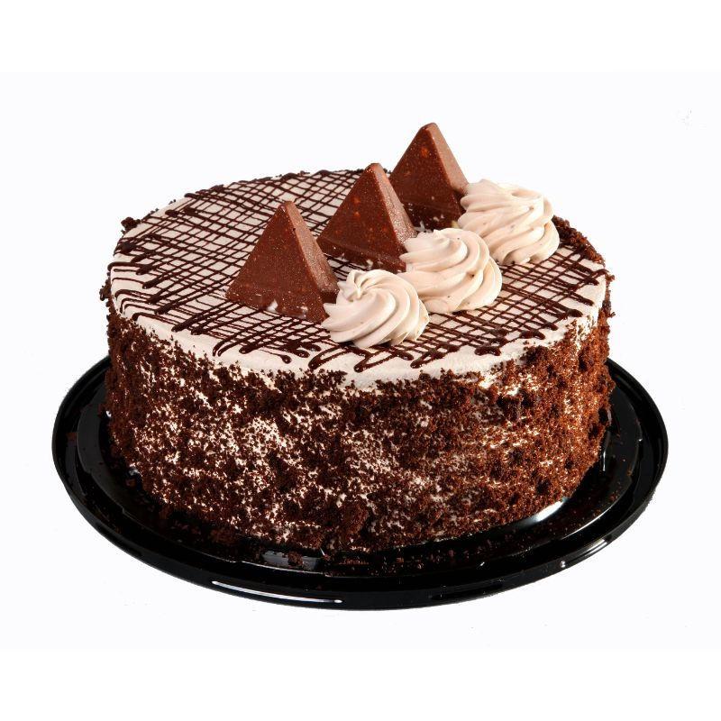 Torta chocolate almendra