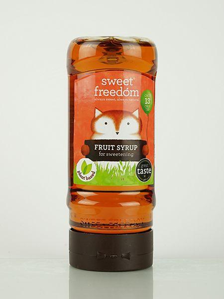 Syrup fruta natural