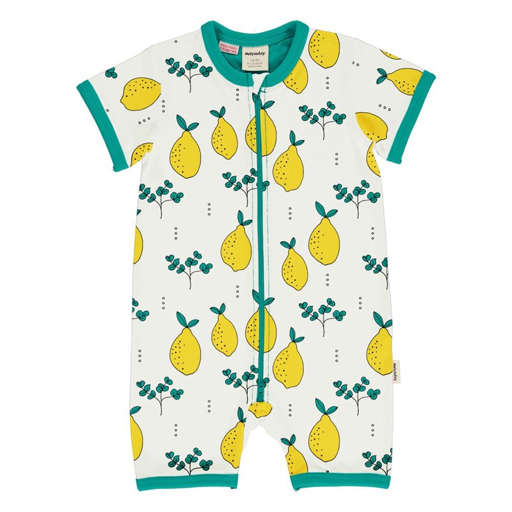 Enterito short - meyadey - leafy lemon