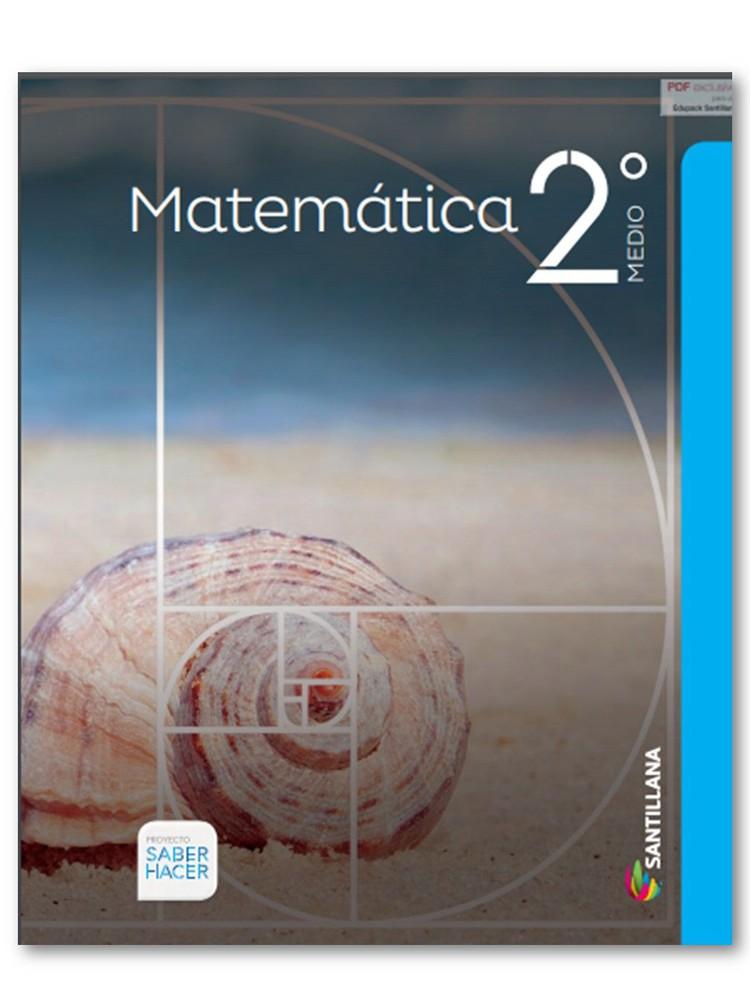 Matemática 2ºm saber hacer
