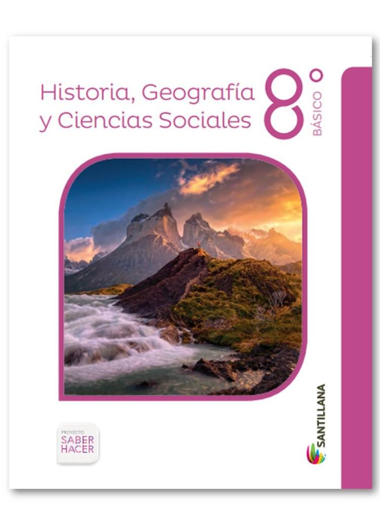 Historia, geografía y ciencias sociales 8ºb saber hacer