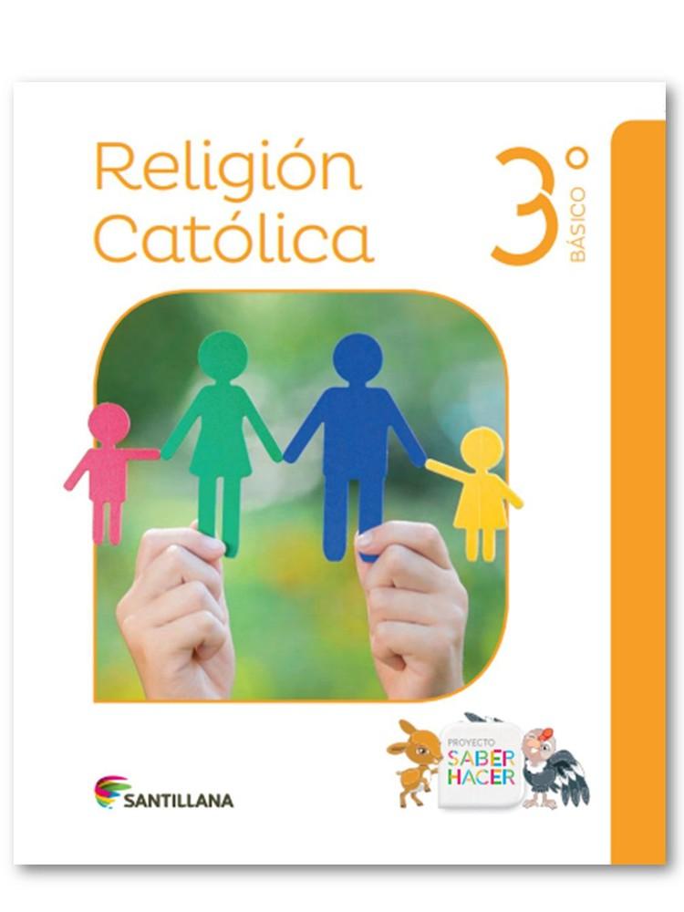 Religión 3° básico saber hacer