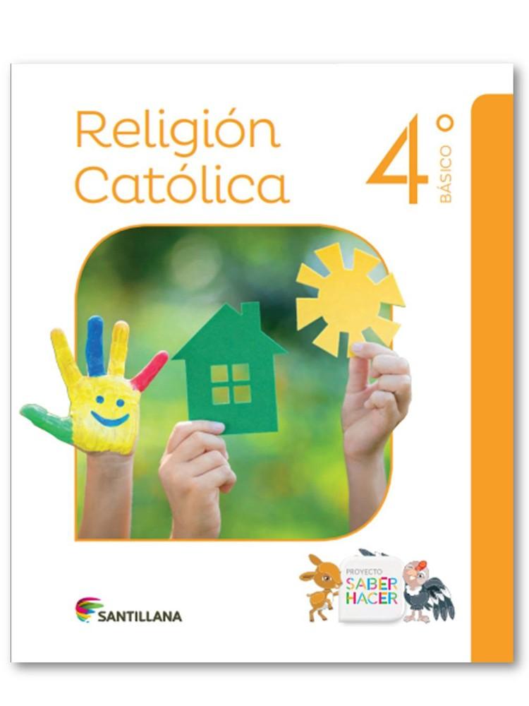 Religión 4° básico saber hacer