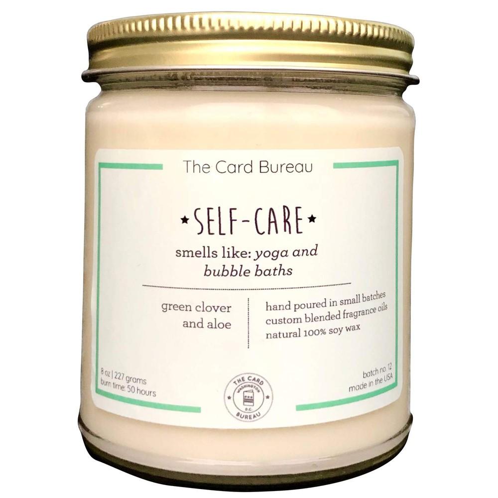 Self care candle 8 OZ