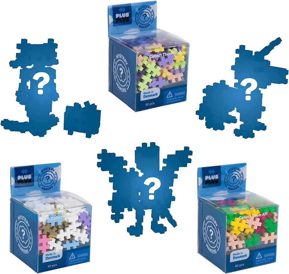Mystery makers - mystery box - series 1 1 CT
