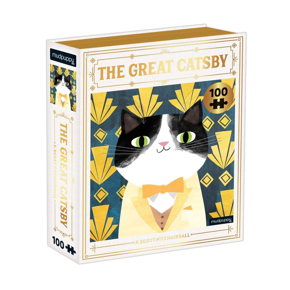 The greay catsby puzzle 1 CT