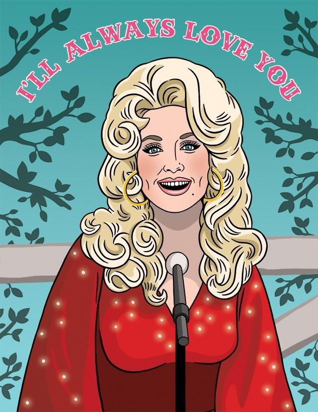 Dolly card 1 CT