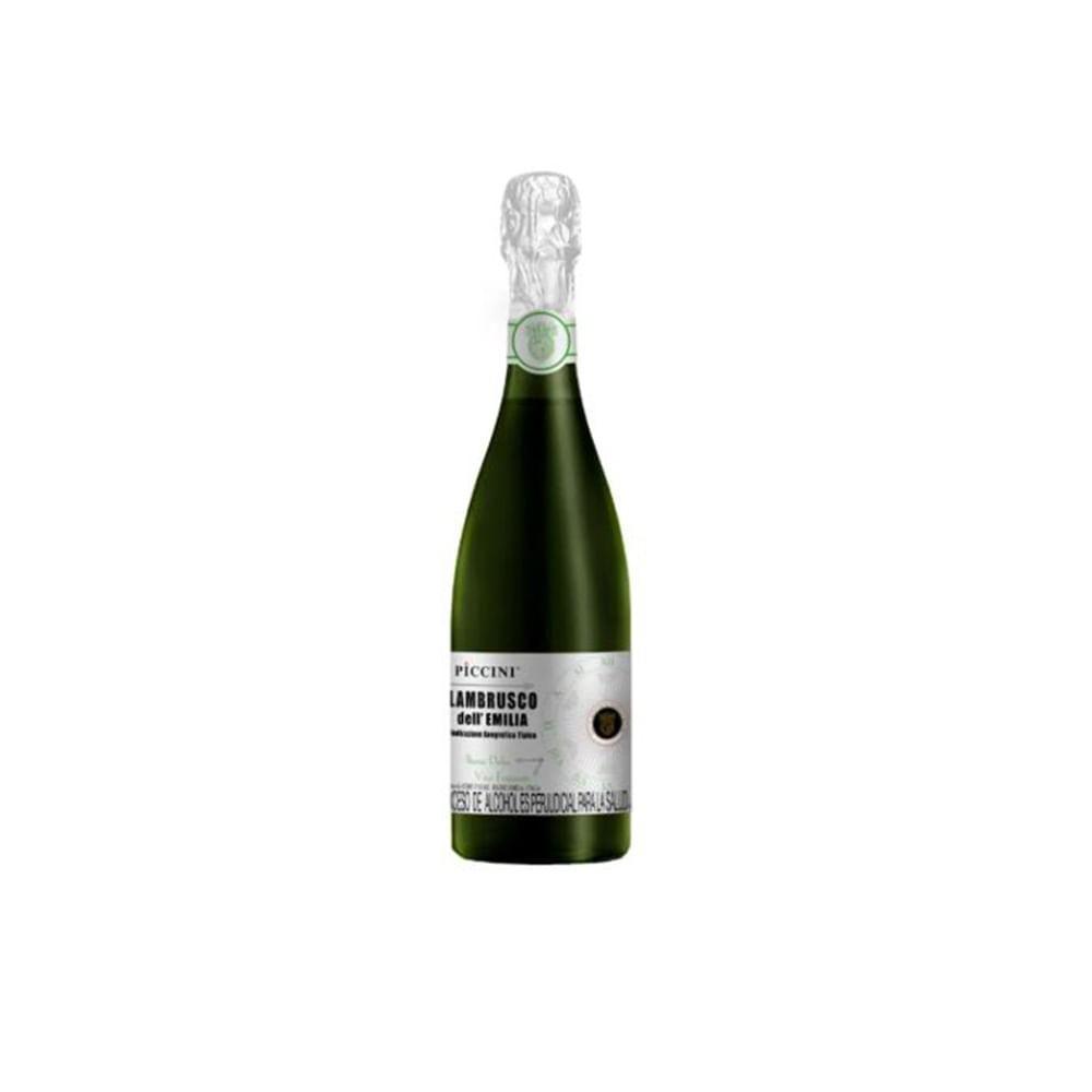 Vino blanco lambrusco