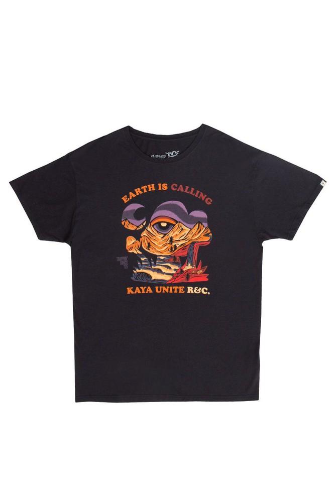 Tshirt trip black 🌱 xs Talla: XS Color: Negro