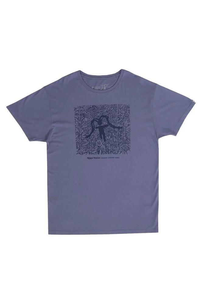 Tshirt jungle sweet blue 🌱 l Talla: L Color: Azul