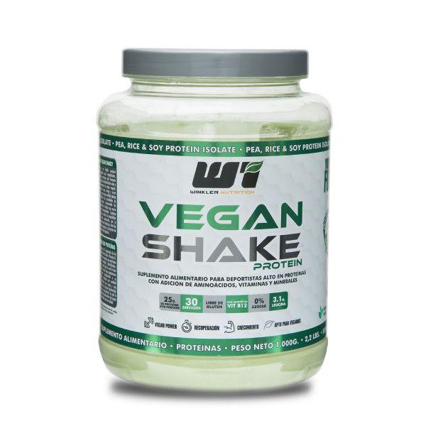 Proteína vegana Vegan Shake sabor chocolate 1 kg