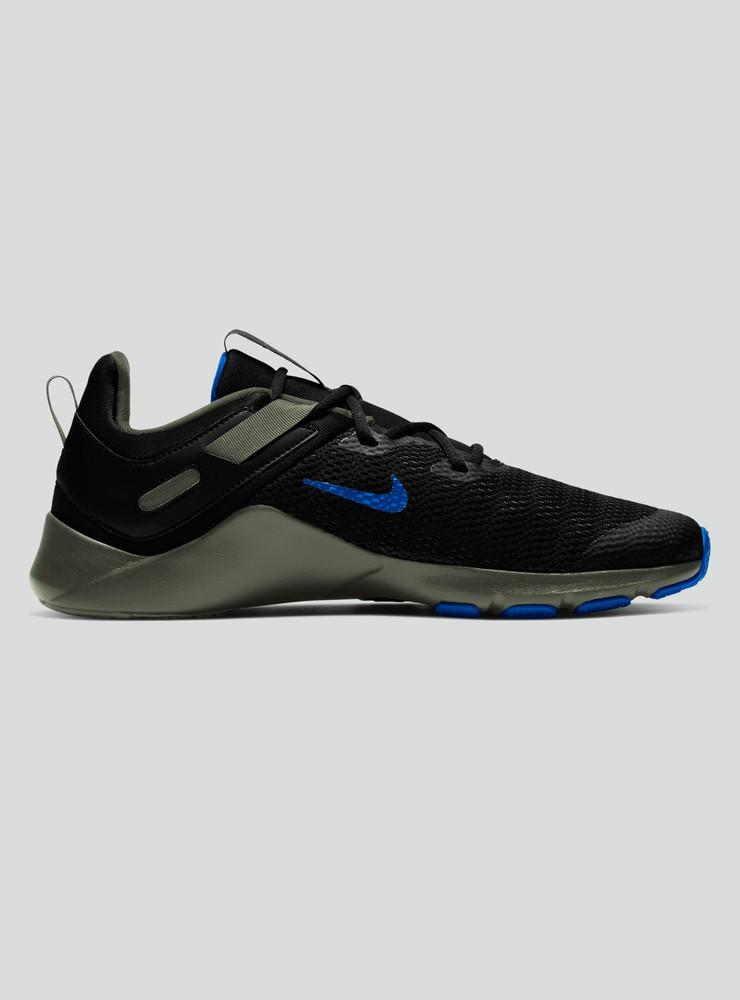 Actriz Matemático Matar  Zapatilla Training Nike Legend Essential Black Racer Hombre nike Color:  Diseño 1. Talla: CL 41 | US 9.5 | 43 EU | UK 8.5 | 27.5 CM a domicilio |  Cornershop - Chile
