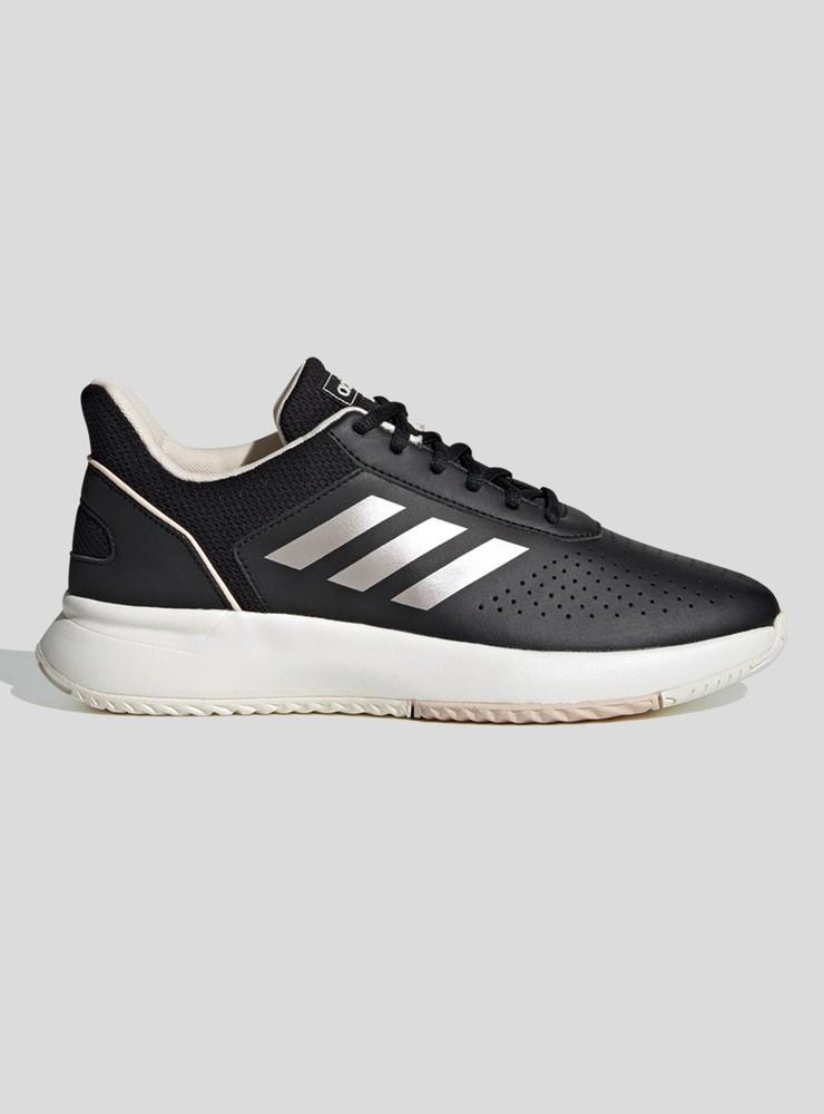 secundario instructor Administración  Zapatilla Adidas Tenis Courtsmash Mujer Adidas Color: Negro. Talla: CL 37 |  US 6 | UK 4.5 | 23.5 CM a domicilio | Cornershop - Chile