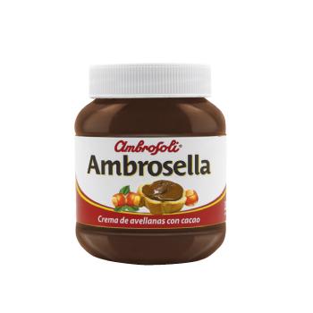 Crema de avellana con cacao